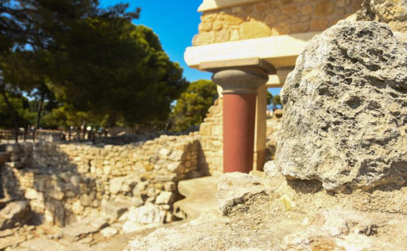 Heraklion and Knossos